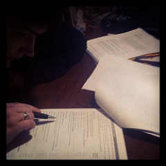Drafting a commercial contract